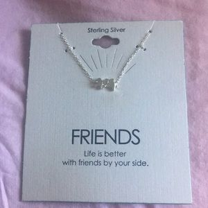 Women's Sterling Silver Birds Station Necklace